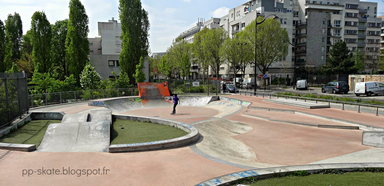 skatepark paris fougeres