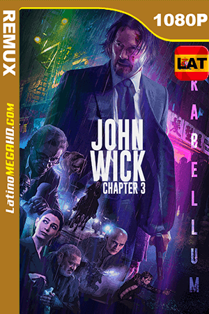 John Wick 3: Parabellum (2019) Latino HD BDRemux 1080P - 2019