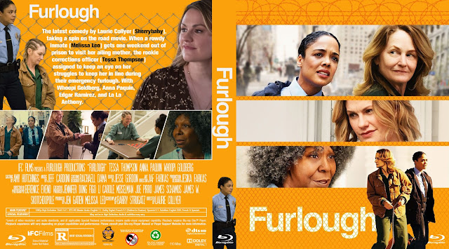 Furlough Bluray Cover