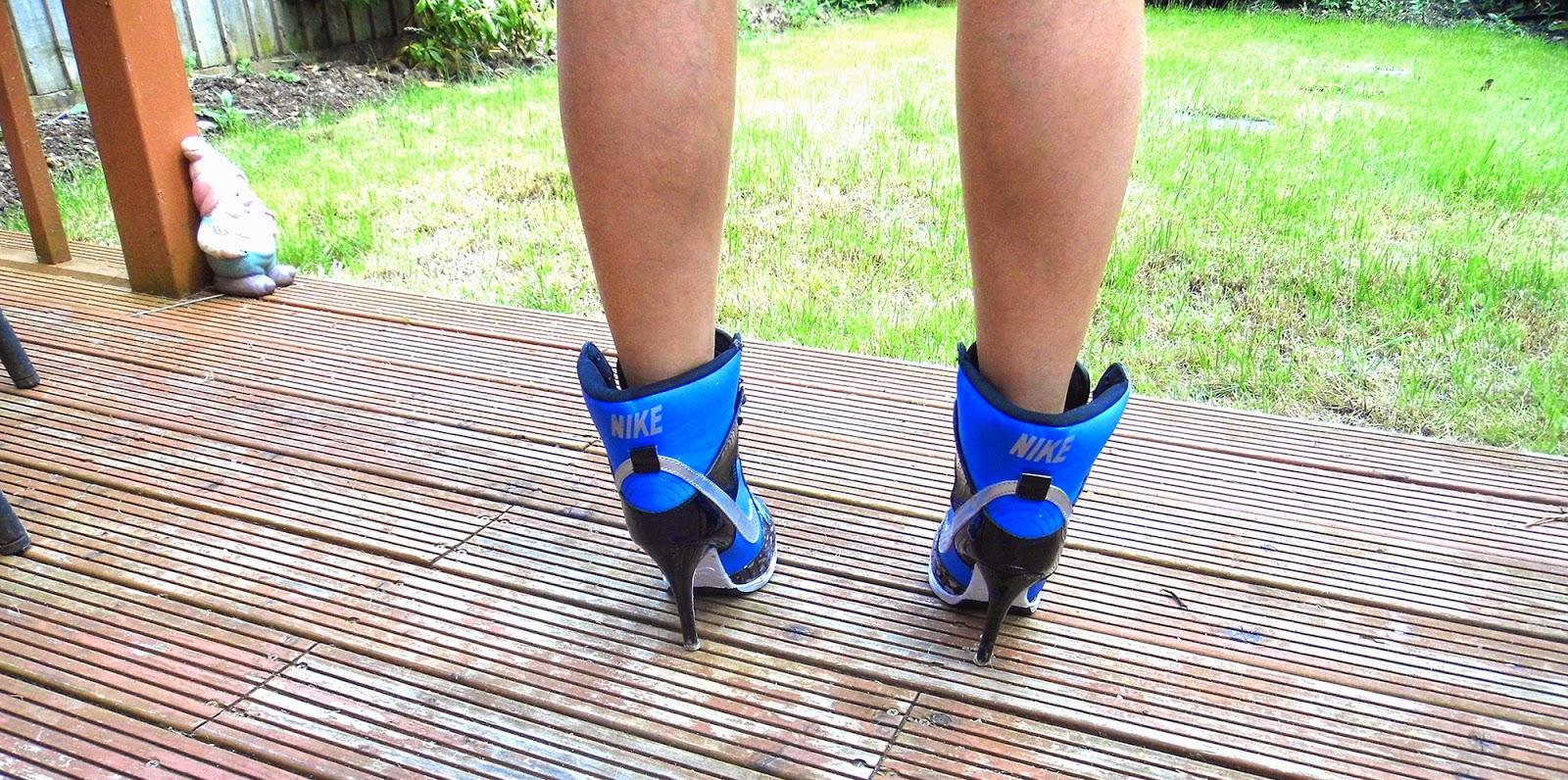 Nike Stiletto Hi-Tops