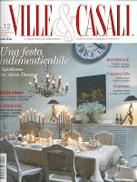 Ville & Casali Magazine  (Subscription link for United States), recommended by linenandlavender.net - http://www.linenandlavender.net/2013/01/inspiration-file-kitchen-detail.html