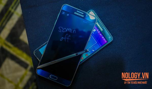 mua Samsung Note 5 cũ và Note 4 cũ