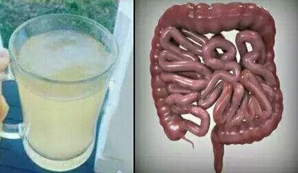 To clean the stomach, in the morning drink this thing with hot water