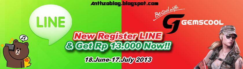 line meet gemscool 2