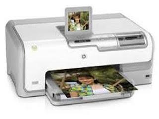 Image HP Photosmart D7260 Printer