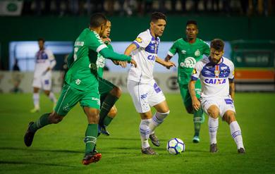 e1ec8f671d Brasileiro  recuperação e nova queda (Créditos  Vinnicius Silva Cruzeiro  E.C.)