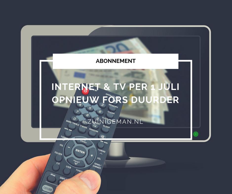 tv abonnement kpn