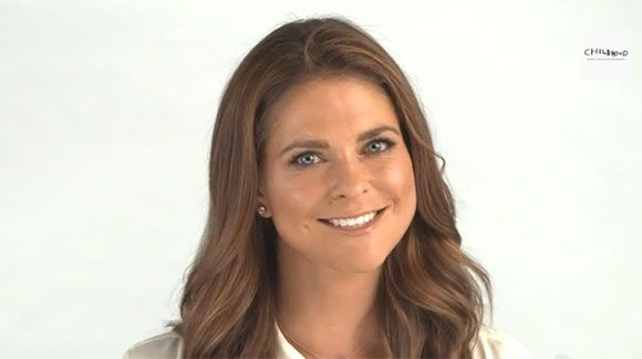 Princess Madeleine recorded a sweet message to her mum, Queen Silvia of Sweden