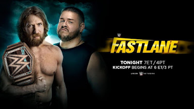 Poster Of WWE Fastlane PPV 10th March 2019 HDTV 480P 300MB