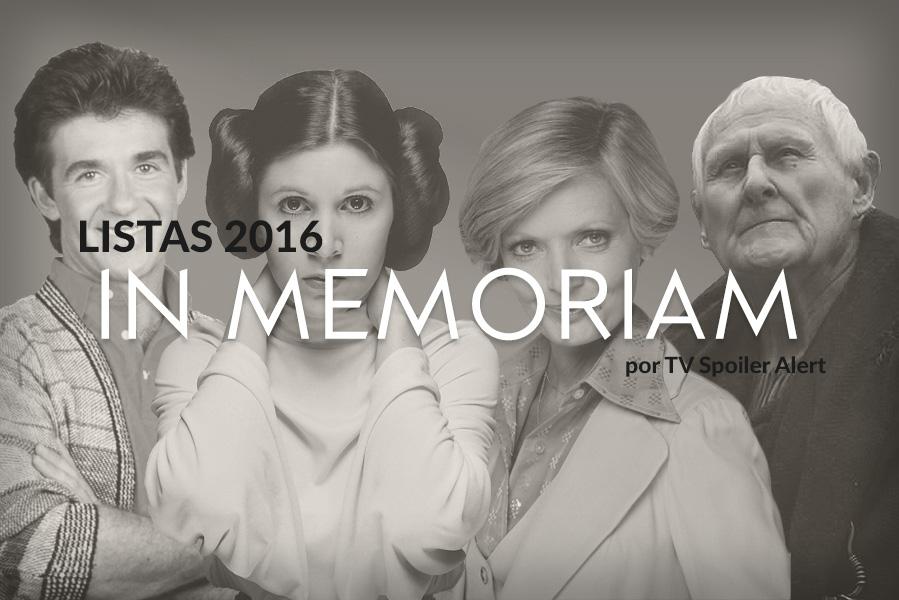 Actrices y actores que han fallecido en 2016