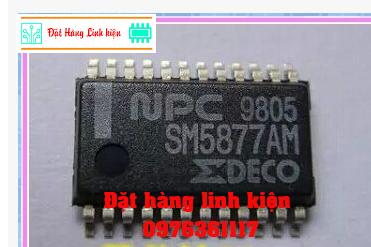 IC SM5877AM Điện Tử