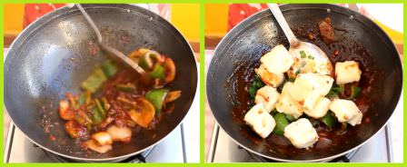 चिली पनीर बनाने की विधि | How To Make Chilli Paneer Recipe in Hindi