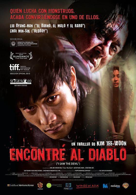 [706] Crítica : I Saw the devil (Encontré al diablo) [Kim Ji-woon]]