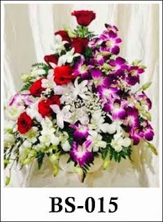 Jenis Bunga Hias yg digunakan Toko Bunga