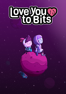 Love you to bits poster