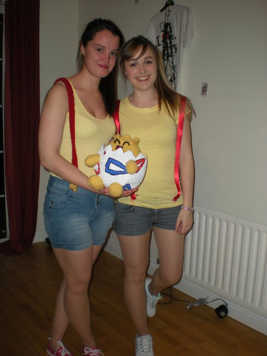 Misty vs. Misty and Tokapi Pokemon Costumes  sc 1 st  Cakes in Disguise & Cakes in Disguise: Pokemon Party!