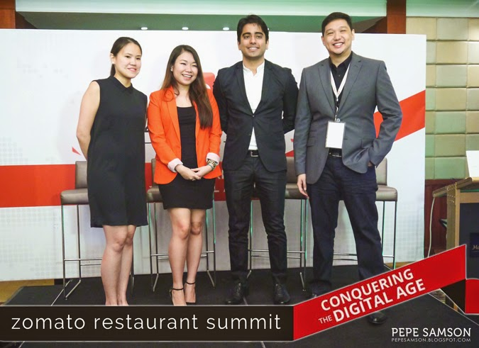 Conquering the Digital Age: Zomato Holds First-Ever Philippine Restaurant Summit