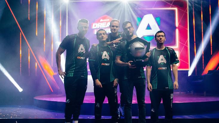Dành chiến thắng nghẹt thở ở trận chung kết, Alliance lên ngôi tại DreamLeague Season 12