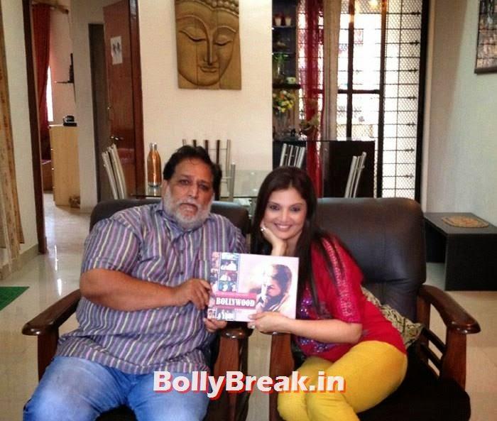 R T Chawla, Deepshikha Arora, Deepshikha Hot Pics from her House