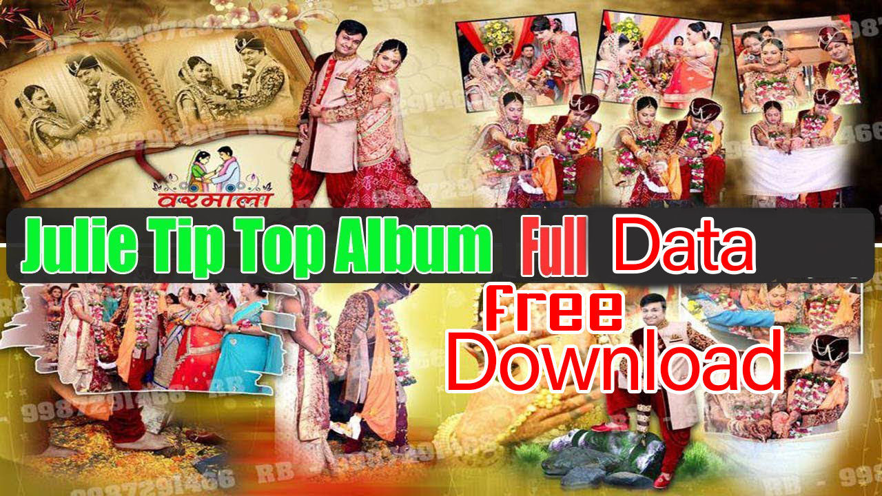 Julie Tip Top Album Software Free Download With 42gb Data Most Freeware