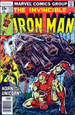 Iron Man #113, the Unicorn