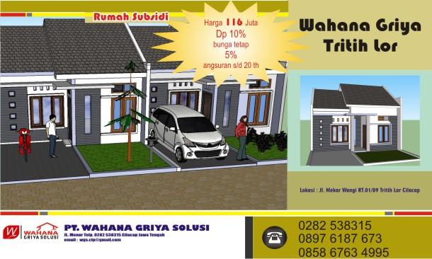 Image Result For Rumah Bersubsidi Cilacap