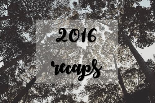 2016 RECAPS