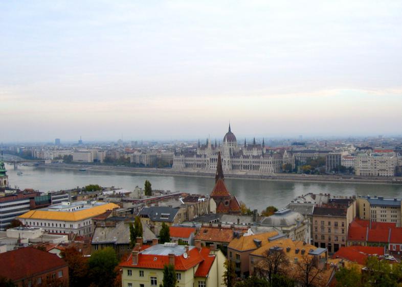 Спомени от Унгария