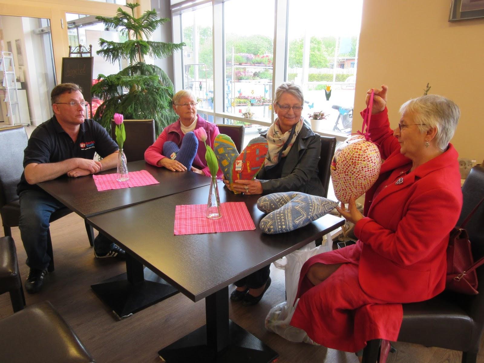 Frauen treffen in nordfriesland