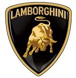 Logo Lamborghini marca de autos
