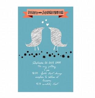 Casual Beach Wedding Invitation Wording