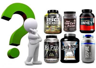 Las proteínas sin carbohidratos como opción para tomar luego de entrenar