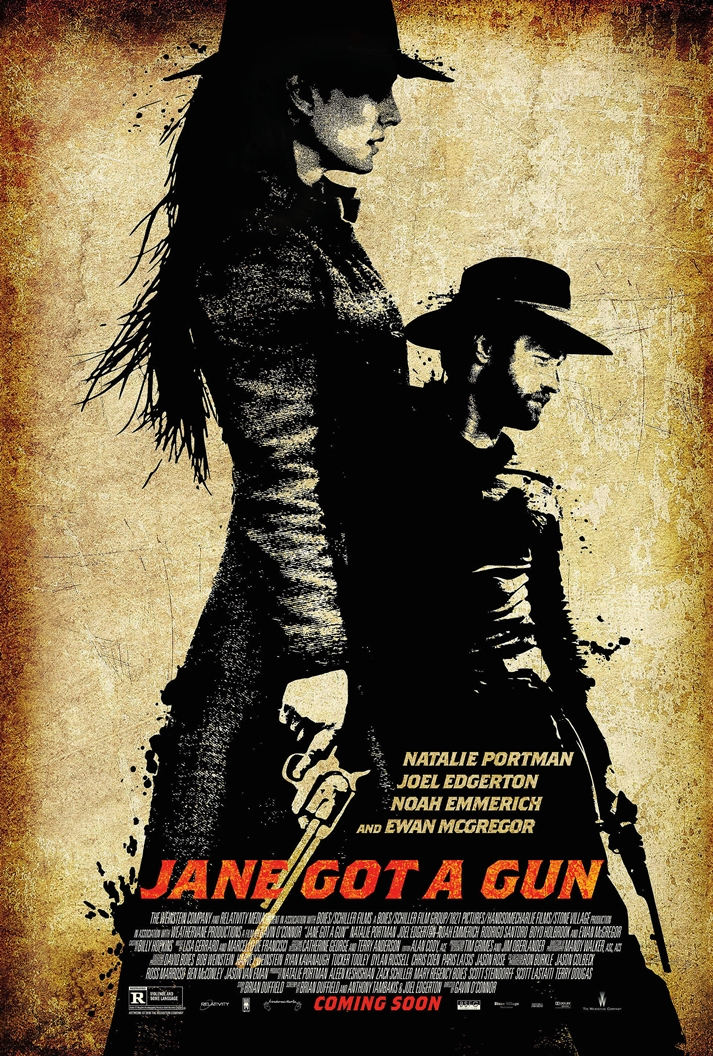 Póster: Jane got a gun