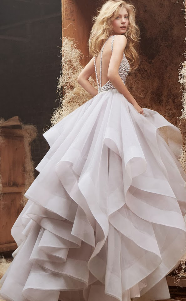 Flirty Wedding Dresses