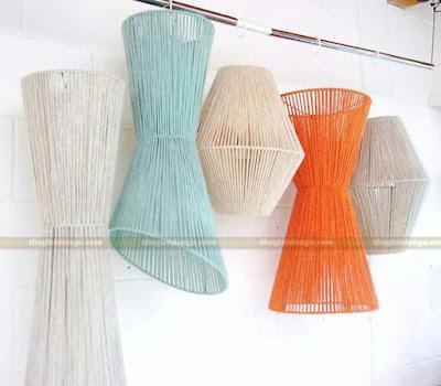 Thế Giới Đèn Gỗ - Những mẫu đèn trang trí quán cafe tuyệt đẹp 19