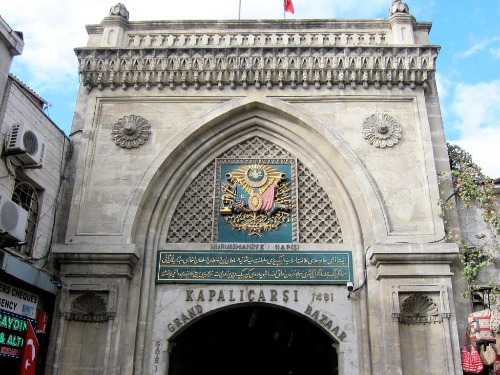 grand bazaar istanbul öffnungszeiten