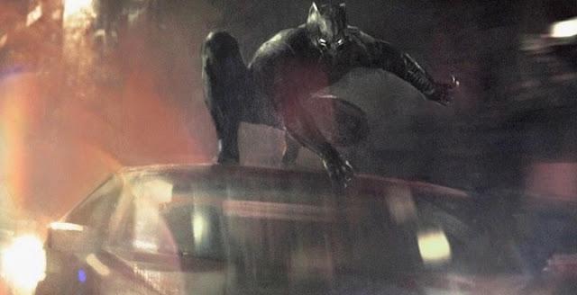 Black Panther protagonizará su película en 2018