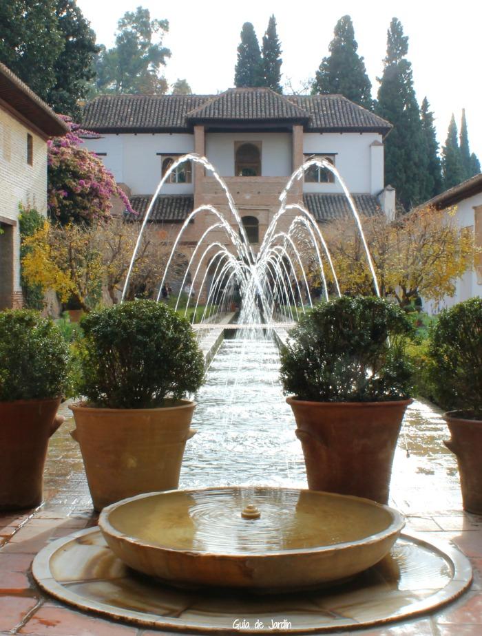Surtidores Alhambra