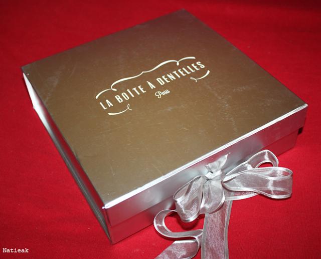 La boîte à dentelles box lingerie