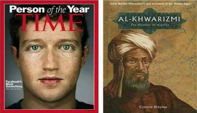 Mark Zuckerberg dan Al-Khawarizmi