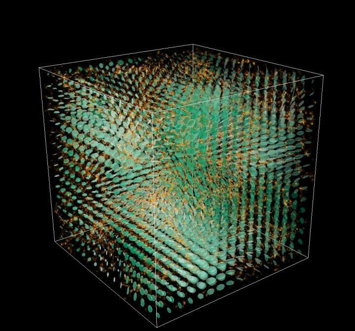 L'Univers relativiste simulé pour la première fois