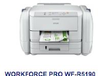 Epson WorkForce Pro WF-R5190 DTW Drivers Download