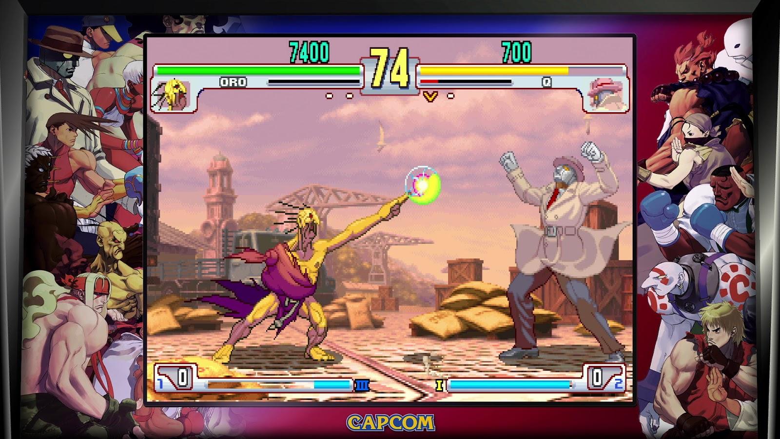 Street Fighter 30th Anniversary Collection PC ESPAÑOL (SKIDROW) + REPACK 1 DVD5 (JPW) 3