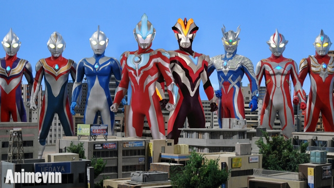 Ảnh trong phim Ultraman Ginga S 1