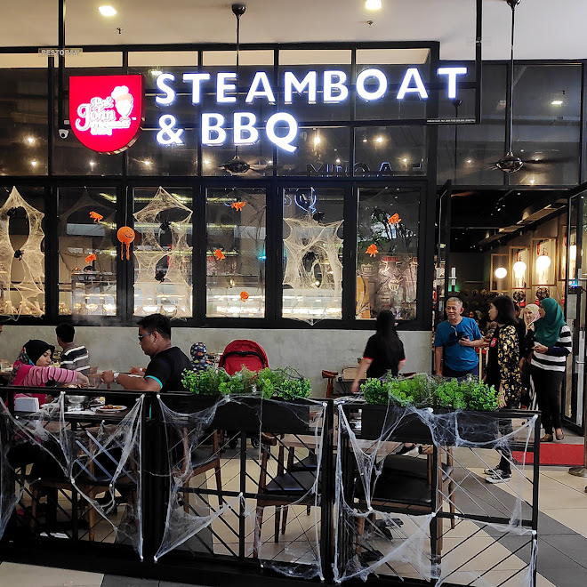 Pak John Steamboat & BBQ Buffet IOI City Mall