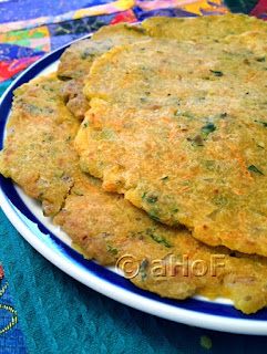 Akki Roti or Rice Breads