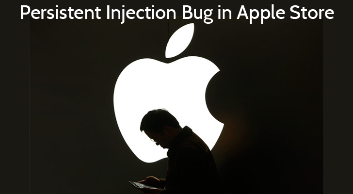 Persistent-xss-Vulnerability-Apple-store