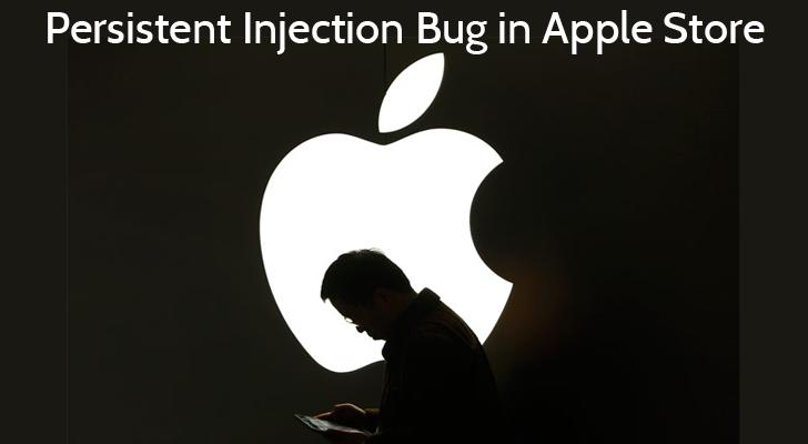 Persistent-xss-Vulnerability-Apple-store