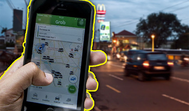 Grab Car di Jogja