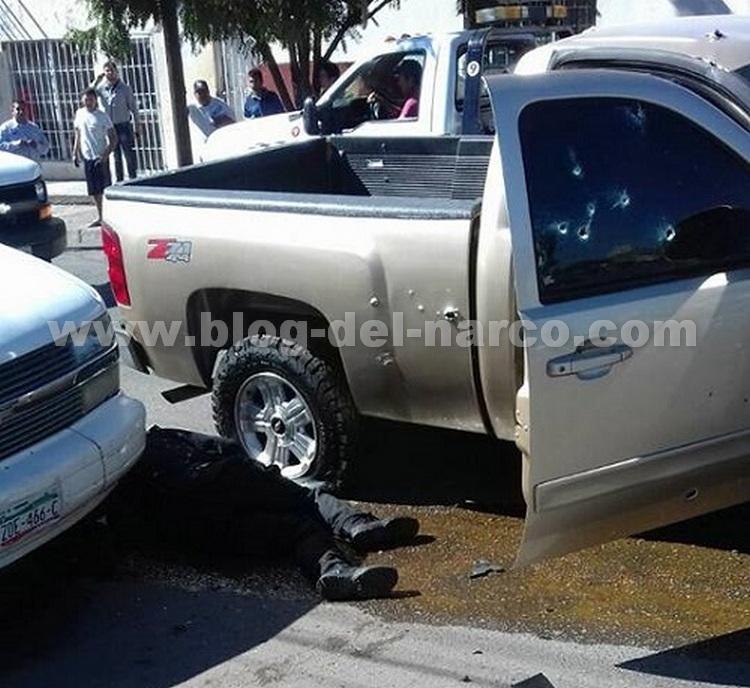 Video Emboscan a comandante de la Policía Ministerial en Culiacán, dos escoltas muertos